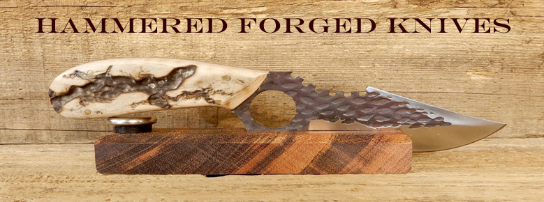 Hammered Forged Knives